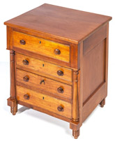 Early Cherry Miniature Chest