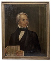 Early Oil Portrait of Henry Clay