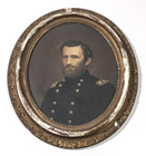 E.C. Middleton Chromo on Canvas of U.S. Grant