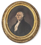 E.C. Middleton Chromo on Canvas of Washington