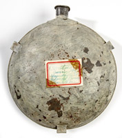 ID'd Civil War Canteen