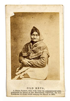 CDV of Sioux Woman