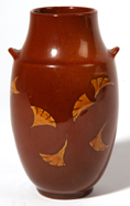 Rookwood Pottery Artist Decorated 1885 Vase