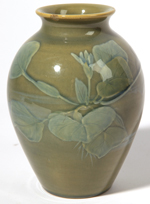 Rookwood Pottery Vase by Sara Sax