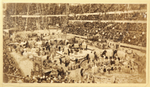 Large 1931 Ringling Bros, Barnum & Bailey Circus Photograph