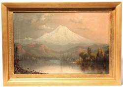 Eliza Barchus (Oregon) Oil Painting