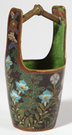 Chinese Cloisonné Water Bucket