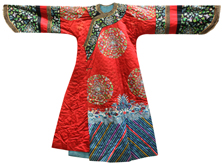 19th Century Chinese Court Robe