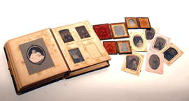 TIN TYPES & PHOTOS