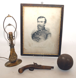 CIVIL WAR RELATED ITEMS