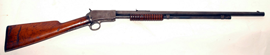 MARLIN 20-A SLIDE ACTION 22 RIFLE