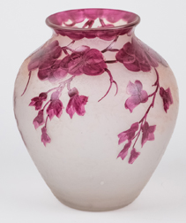 Legras French Cameo Vase