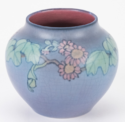 Rookwood Vellum Vase by Sallie Coyne