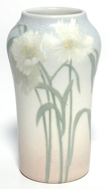 Rookwood Vellum Vase by Edith Noonan