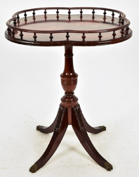 Regency Style Carved Stand