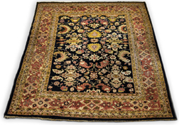 Semi-Antique Room Size Oriental Rug