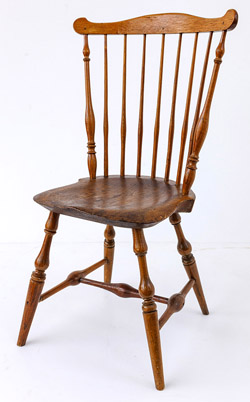 Period signed A.D. Allen Windsor Chair