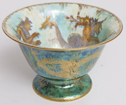 Wedgwood Dragon Luster Footed Bowl