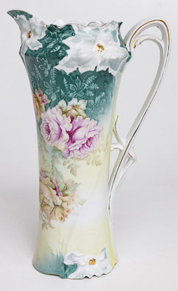 R.S. Prussia Water Pitcher