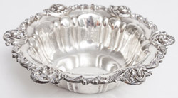 Sterling silver Fruit Bowl