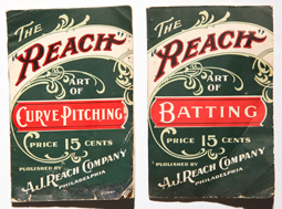 Two 1904 Reach Booklets