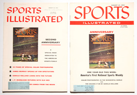 Anniversary Issues of Sports Illustrated