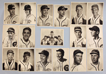 1939 & 1940 Chicago Cubs Photo Pack