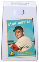 1959 Topps #150 Stan Musial Card