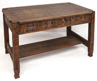 Stickley Brothers Library Table #2530