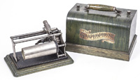 Columbia Graphophone Cylinder Phonograph