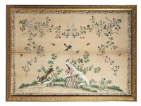 Early Chinese Textile Painting