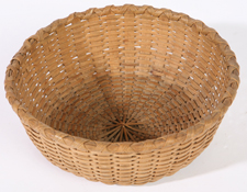 ATTRIBUTED TO SHAKERS BASKET