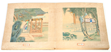 CHINESE BOOK OF WATERCOLORS