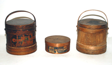 Sugar Buckets & Pantry Box