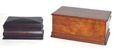 Early Sewing & Document Box