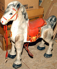 Mobo Horse Toy