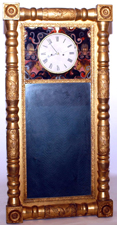 Early Picture Frame Clock
