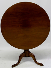 Period Tilt-Top Table