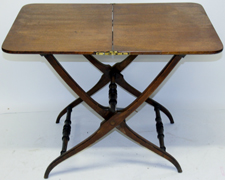 Early Mahogany Butler's Table