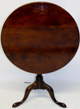 Period Tilt-Top Tea Table