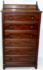 Victorian Lockside Chest
