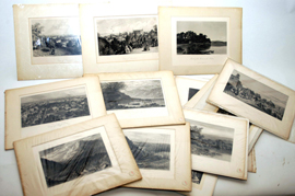 Many Old Etchings