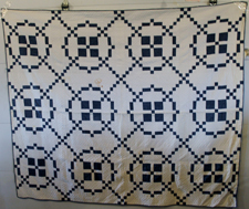 Nice Blue & White Quilt
