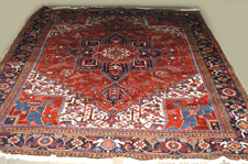136 x 106 Room Size Oriental Rug