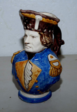 Puzzle Jug of Naval Officer