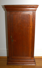 Small Cherry Cabinet
