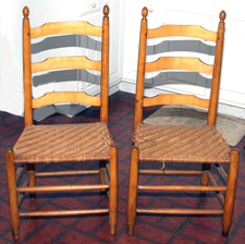 Shaker Style Chairs