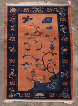 SEMI-ANTIQUE CHINESE ORIENTAL ESTATE RUG
