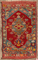 SEMI-ANTIQUE ORIENTAL ESTATE RUG