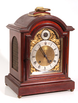F.E. CALDWELL & CO. BRACKET CLOCK